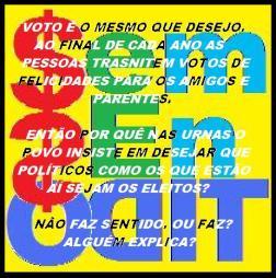 Voto & desejo
