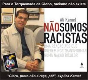 racismo do ali kamel