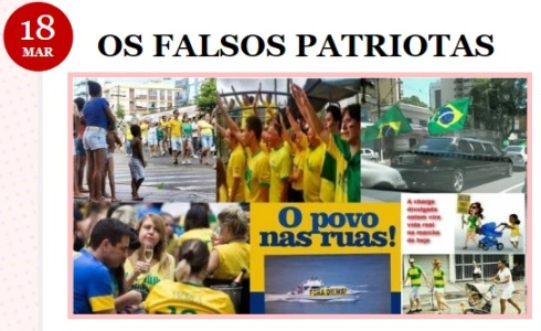 falsos patriotas